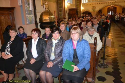 Akcja Katolicka - spotkanie w Zabawie 2014